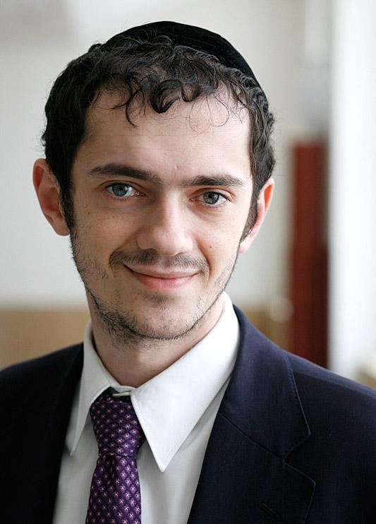 Rabbiner Avraham Yitzhak Radbil