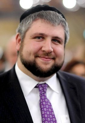 Rabbiner David Geballe