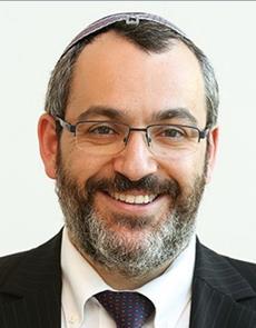 Rabbiner Avichai Apel