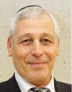 Rabbiner Mordechai Bohrer