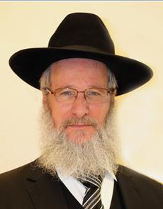 Rabbiner Jaakov Ebert