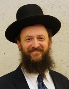 Rabbiner Shimon Großberg