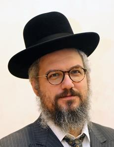 Rabbiner Jehuda Puschkin