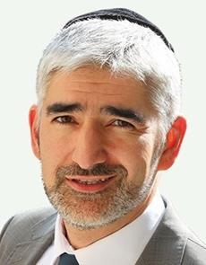 Rabbiner Julian-Chaim  Soussan