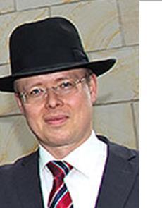Rabbiner David Vinitz