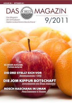 ORD Magazin 1/2011
