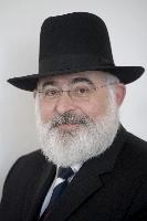 Landesrabbiner Dov-Levy Barsilay