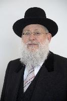 Rabbiner Yitshak Ehrenberg