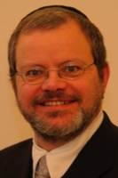 Rabbiner Shaul Friberg
