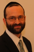 Rabbiner Aharon Vernikovsky (bis 2013)