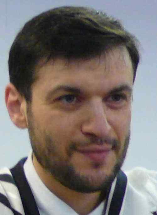 Rabbiner Avigdor Bergauz