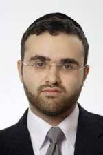 Rabbiner Moshe Baumel