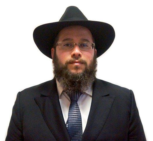 Rabbiner Benjamin Wolf