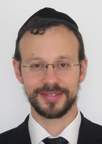 Rabbiner Moishe Halpern