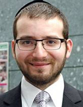 Rabbiner Jakov Pertsovsky