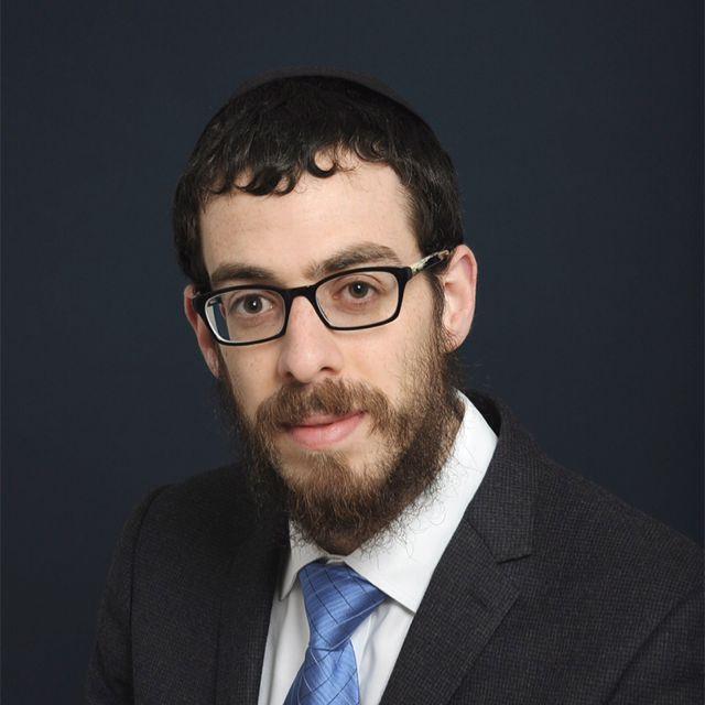 Rabbiner Shmuel Havlin