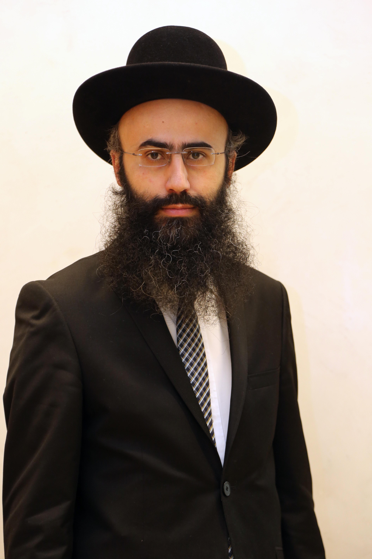 Rabbiner Yafim Aminov