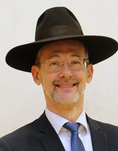 Rabbiner Yehuda Aharon Horovitz