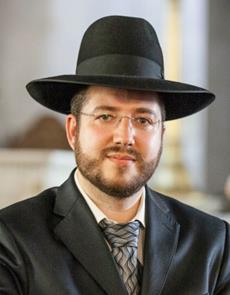 Rabbiner Michael Jedwabny