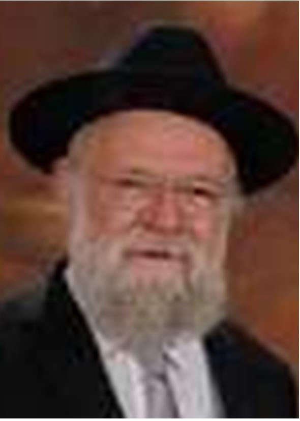 Rabbiner Israel Meir Levinger