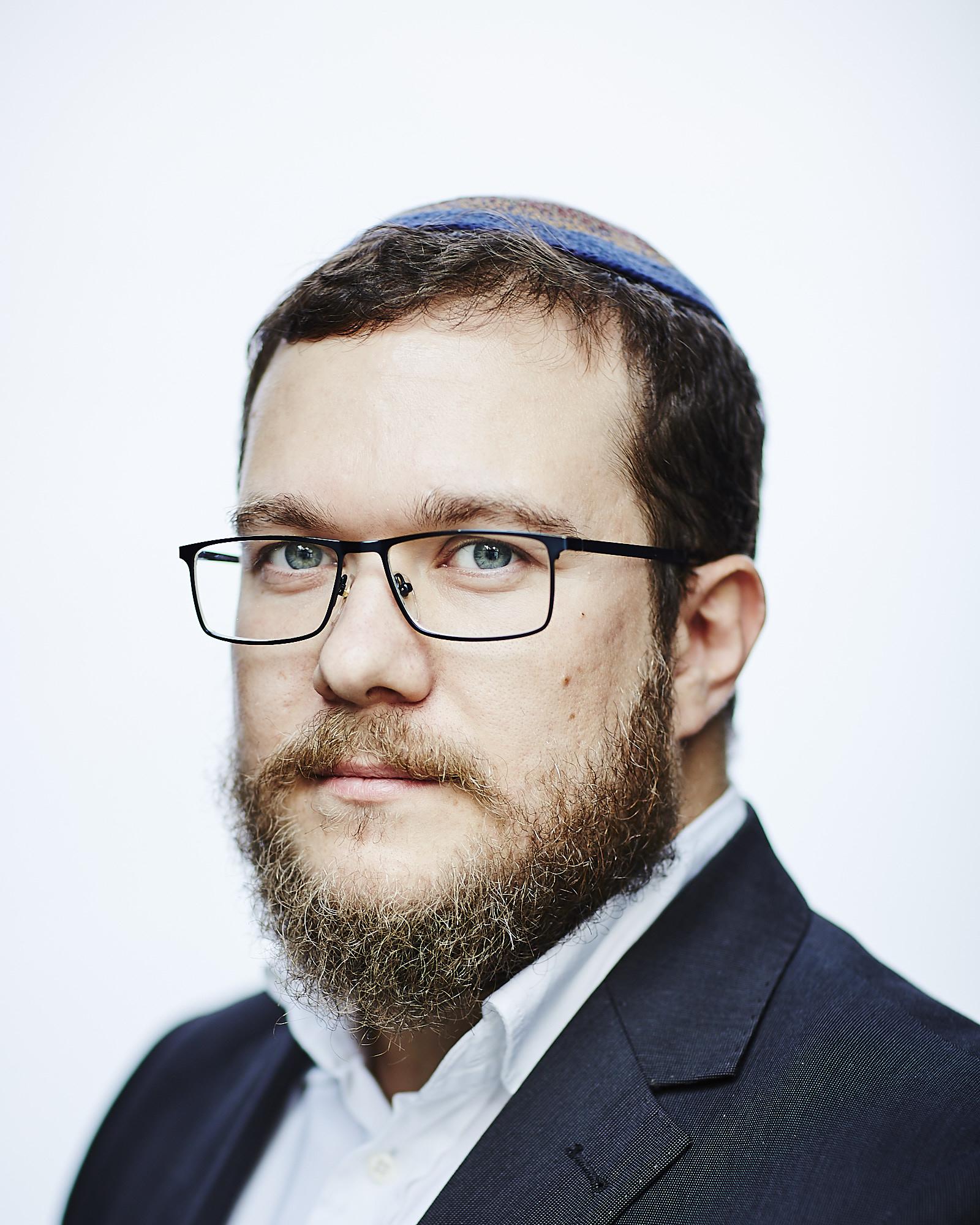 Rabbiner Mendel Muraiti