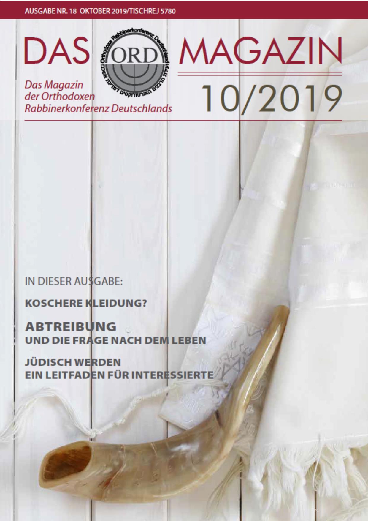 ORD Magazin 10/2019